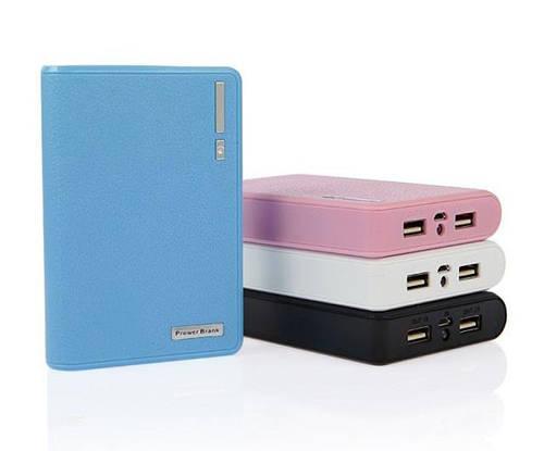 Корпус Power Bank на 4 аккумулятора 18650, 2 USB 2А