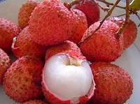 Пюре из плодов личи замороженное (без сахара)1кг