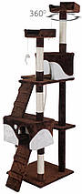 Когтеточка, домик для кота 170 см, фото 3