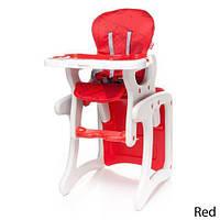 Стульчик для кормления 4Baby Fashion Red, фото 1