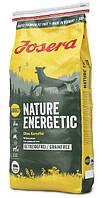 Josera Nature Energetic 15 кг - беззерновой корм для активных взрослых собак