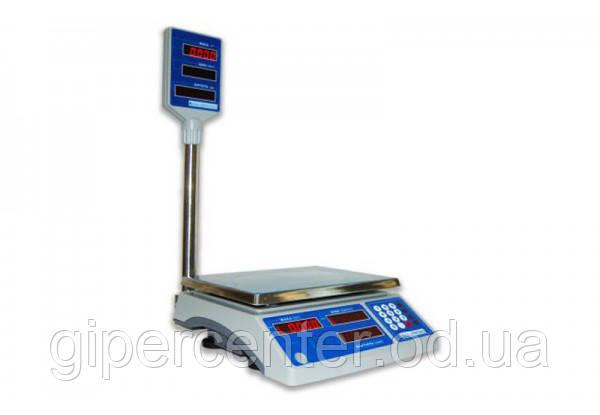Весы торговые ИКС-Маркет ICS 30NT до 30 кг