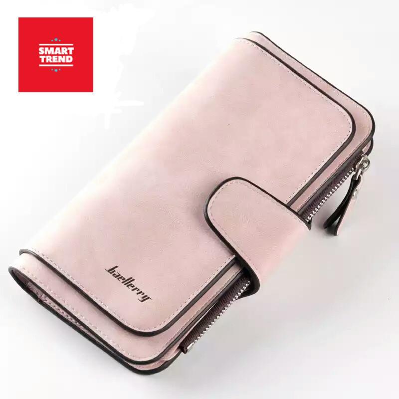 329f75e385b6 Кошелек-клатч Baellerry Forever женский светло розовый - Интернет-магазин  Smarttrend в Киеве