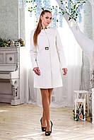 Белое пальто в Украине. Сравнить цены 49ca0578be06d