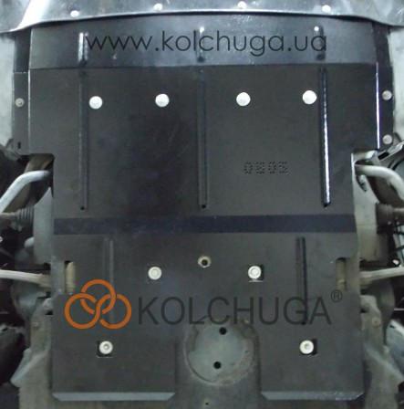 Защита двигателя BMW 5-й серії 520i (F10)2010- / БМВ 5, фото 1