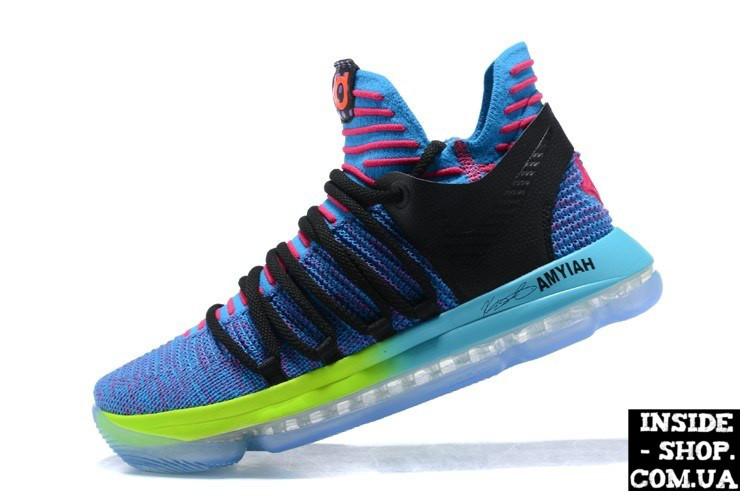 c2598656f10d Баскетбольные кроссовки Nike Zoom KD 10