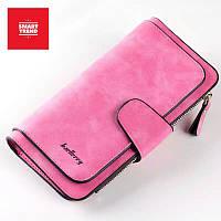 Кошелек-клатч Baellerry Forever женский темно розовый