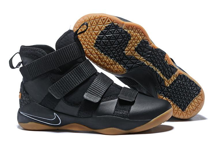 038aca25 Кроссовки Nike LeBron Soldier 11