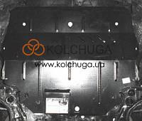 Защита двигателя Volkswagen Polo sedan 2017- / Фольцваген Поло, фото 1