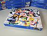 Детское сатиновое постельное белье Elway 3D TD-161  «Мотогонщик», фото 3