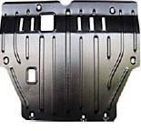 Защита двигателя автомобиля AUDI Q7(2005--)V-3,0 D,АКПП