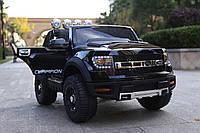 Детский электромобиль джип,Ford Long Т-7819 BLACK ***