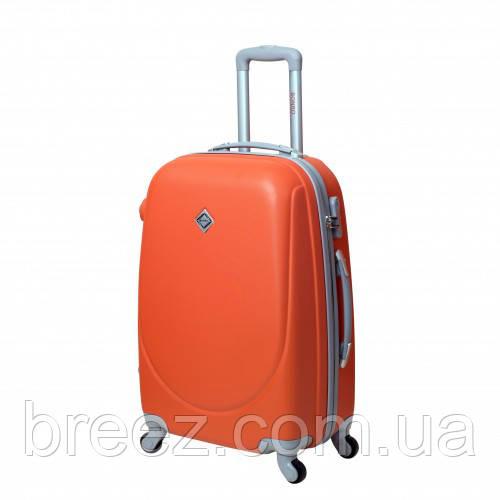 Чемодан на колесах Bonro Smile большой оранжевый