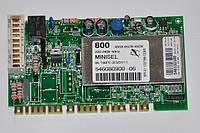 Модуль управления MINISEL  код 546080900 для стиральных машин Ardo TL85S