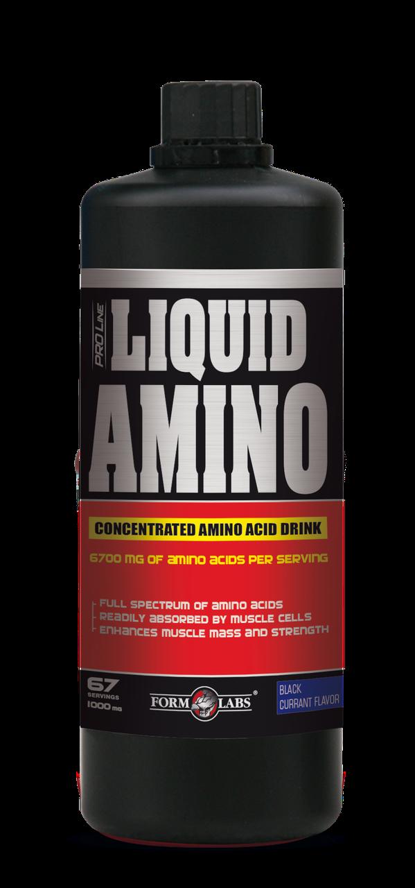 Аминокислоты Liquid Amino (1000 мл) Form Labs