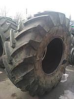 Шины б/у 680/75R32 Michelin для комбайна CLAAS, фото 1
