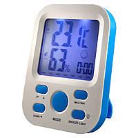 Побутовий термогігрометр EZODO T4