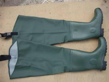 Вейдерсы (заброды) высокие сапоги Lemigo  9, 10, 11, 12 (размеры: 43, 44, 45, 46) PCV 987 -1/5