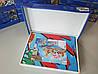 Детское сатиновое постельное белье Elway 3D TD-182, фото 2