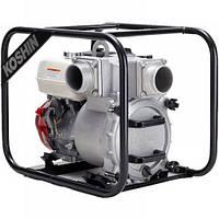 Мотопомпа для грязной воды Koshin KTH-100S-BGE (100 мм, 123 куб.м/ч)