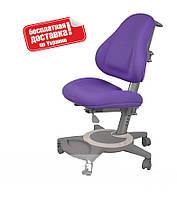 Компьютерное ортопедическое кресло ТМ FunDesk Bravo Purple