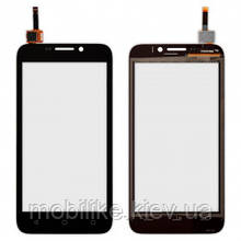 Сенсорный экран Huawei Y541 черный