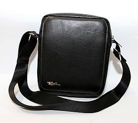Кожаная сумка-планшетка среднего размера Tom Stone
