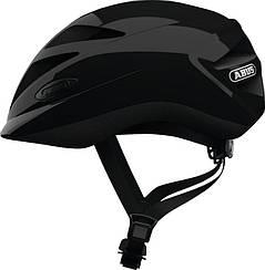 Велошлем детский ABUS HUBBLE 1.1 Shiny Black (S)