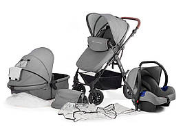 Многофункциональная детская коляска Kinderkraft MOOV 3в1