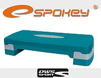 Степ-платформа 2-ступенчатая для фитнеса и аэробики SPOKEY BASIC III