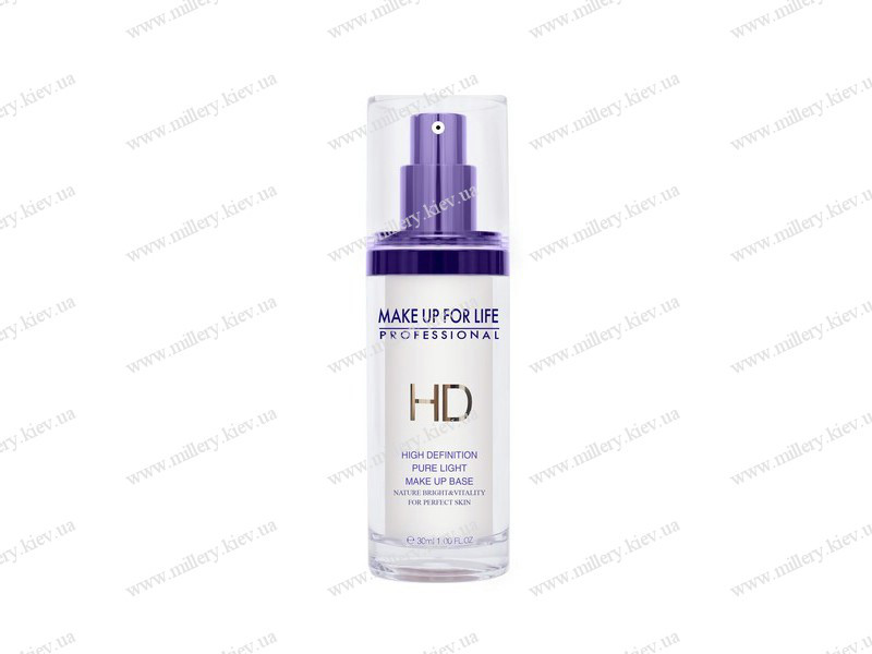 HD База (High Definition Pure Light Makeup Base) №02