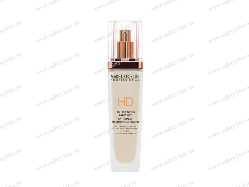 HD Праймер (High Definition Rrettiest Extremely Moisturizing Primer) №02