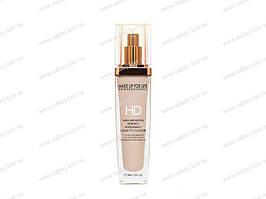 HD Тональная основа (High Definition Prefect Appearance Liquid Foundation) №02