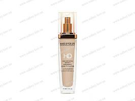 HD Тональная основа (High Definition Prefect Appearance Liquid Foundation) №03