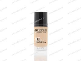 HD Тональная основа (HD Liquid foundaiton) №3