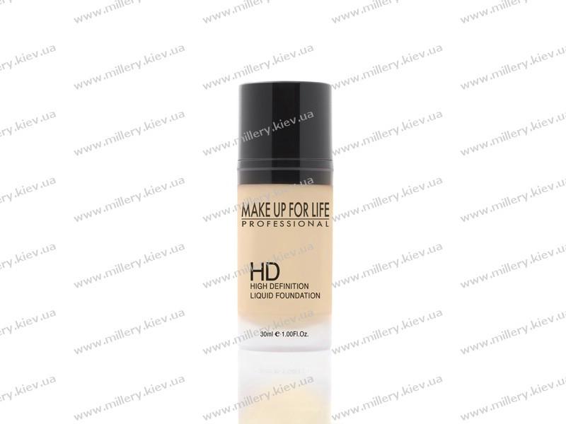 HD Тональная основа (HD Liquid foundaiton) №4