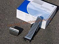 Оригинальные накладки на педали для Volkswagen Jetta 5 2005-2010 Набор для автоматической КПП / DSG, фото 1