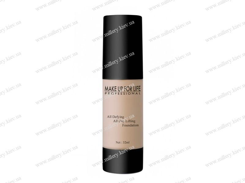 Безупречная увлажняющая тональная основа д/комб.,жирн. (Flawless lustrous liquid foundation) №11