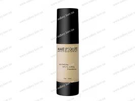 Безупречная увлажняющая тональная основа д/комб.,жирн. (Flawless lustrous liquid foundation) №12
