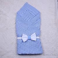 "Летний конверт-плед ""Мечта"" голубой, фото 1"