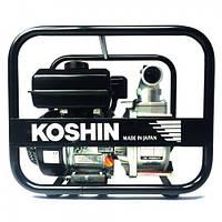 Мотопомпа для грязной воды Koshin STV-50X-BAE (50 мм, 34,8 куб.м/ч)