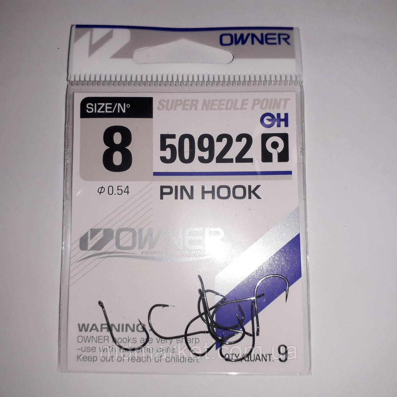 Крючки Owner Pin Hook 50922 №8