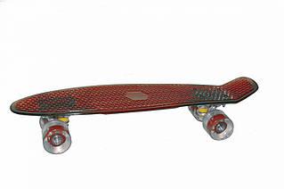 Скейтборд с Прозрачной декой