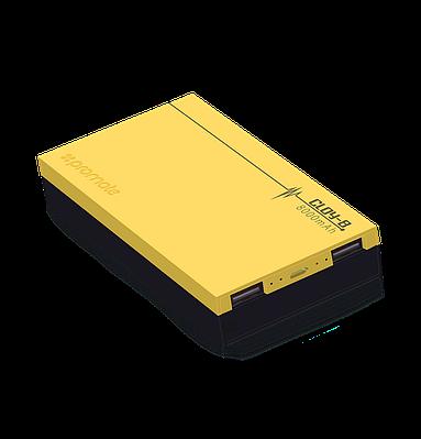 Компактный аккумулятор Promate Cloy-8 Yellow