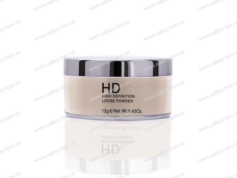 HD Рассыпчатая пудра (HD Loose powder) №04