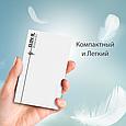 Компактный аккумулятор Promate Cloy-8 White, фото 4