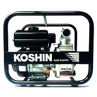 Мотопомпа для грязной воды Koshin STV-50X-BAA (50 мм, 34,8 куб.м/ч)