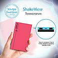 Компактный аккумулятор Promate Cloy-8 Pink, фото 4