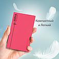Компактный аккумулятор Promate Cloy-8 Pink, фото 6