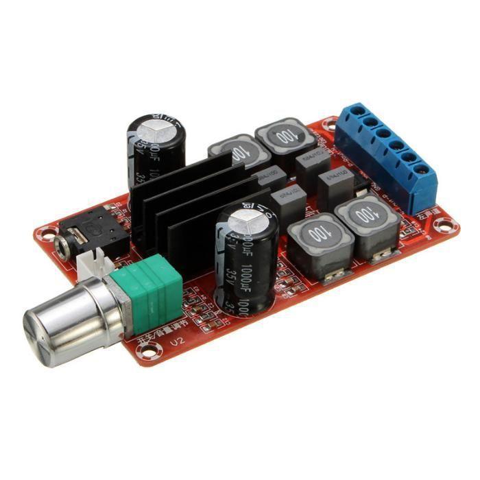 Аудио усилитель модулем 100W (XH-M189)
